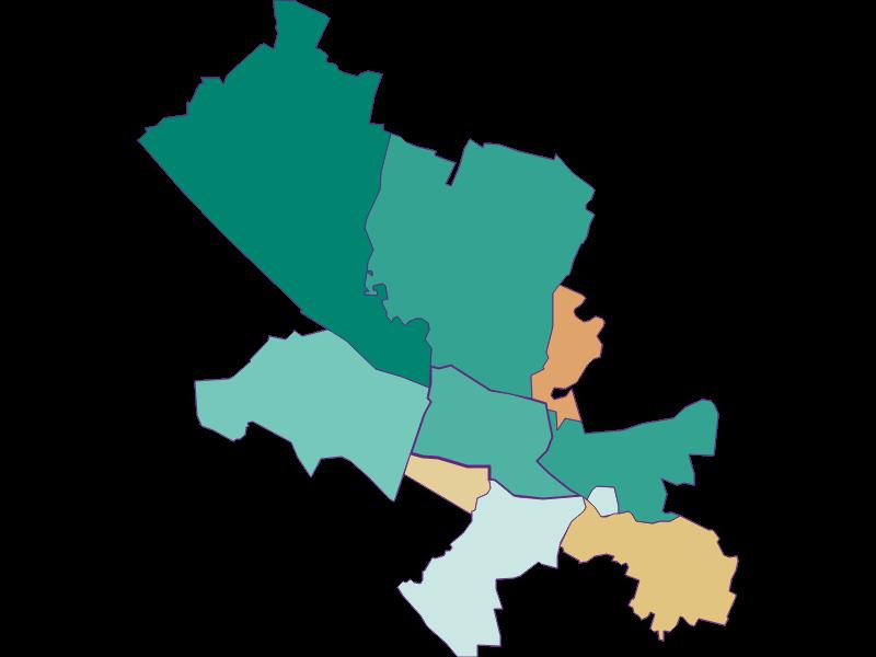 Population development since 1869 in Fischamend