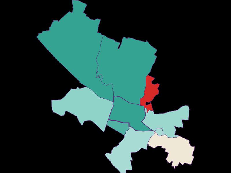 Population development since 2011 in Fischamend