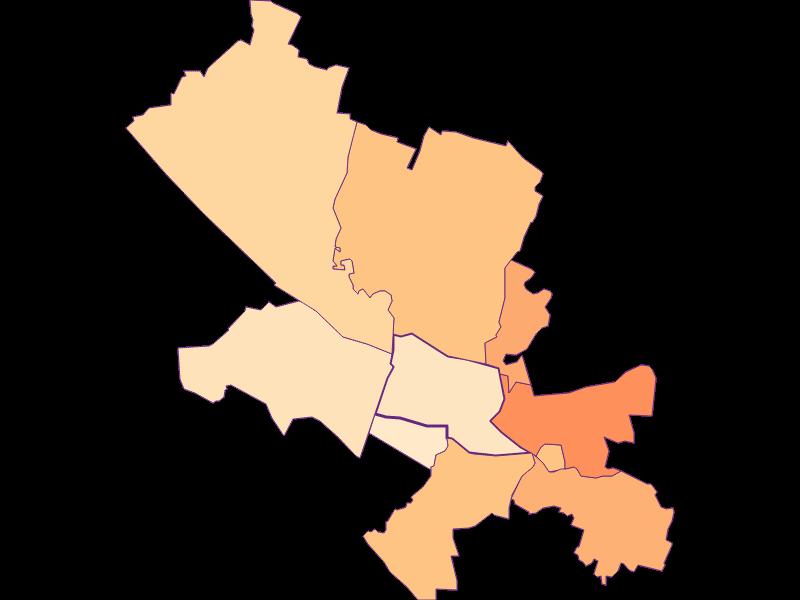 Размер домохозяйства в Fischamend