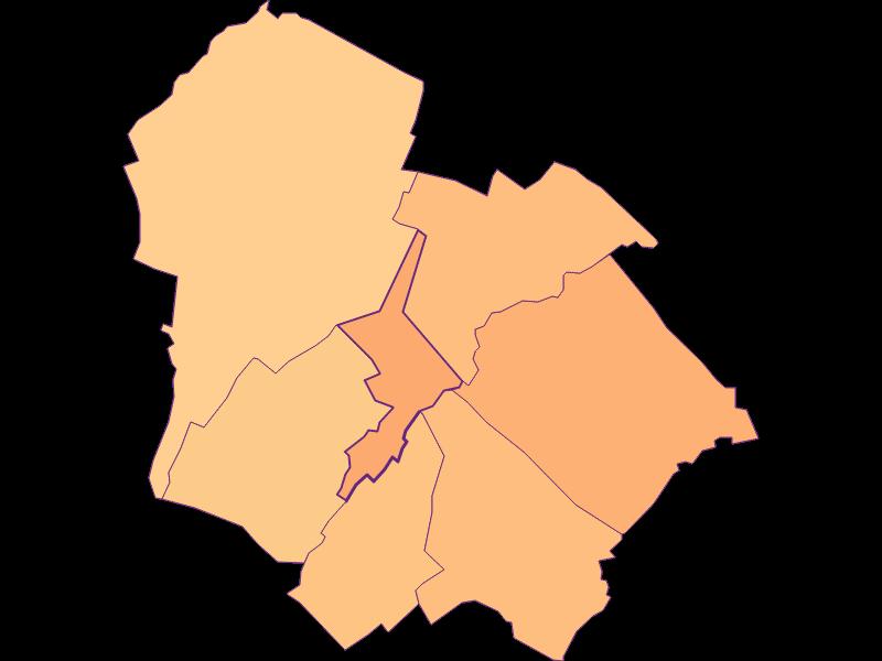 Размер домохозяйства в Gramatneusiedl