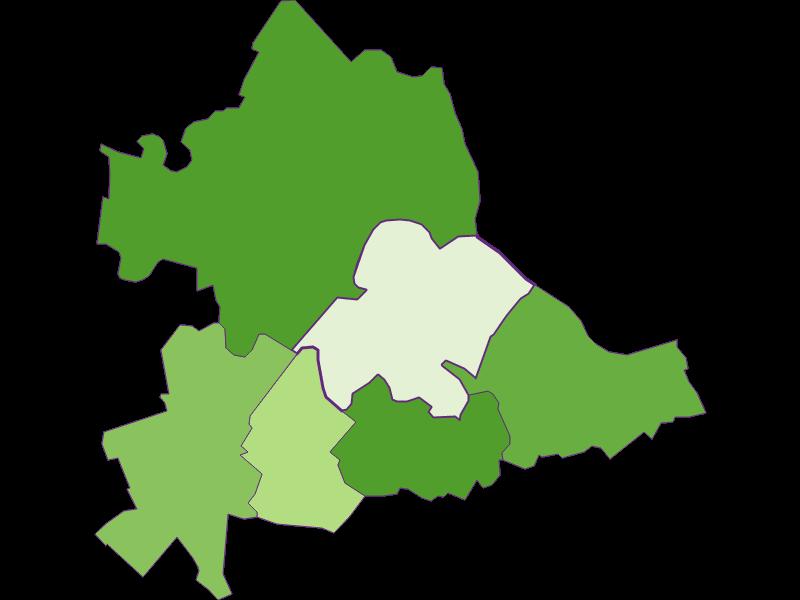 Заселенность в Hainburg a.d. Donau