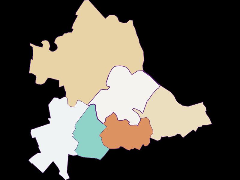 Population development since 1869 in Hainburg a.d. Donau