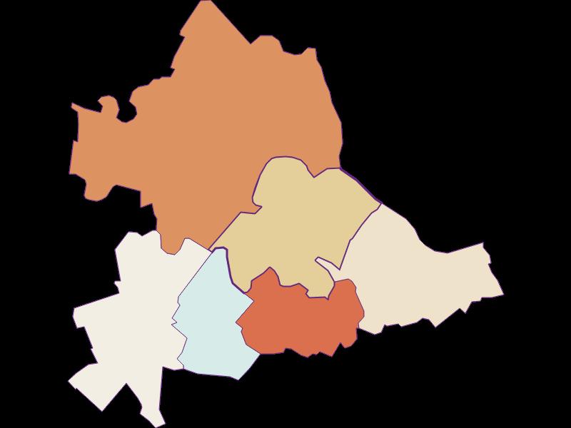 Population development since 1900 in Hainburg a.d. Donau