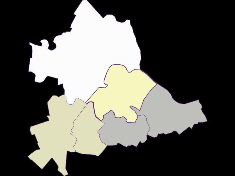 Farmers (comparison to federal state) in Hainburg a.d. Donau