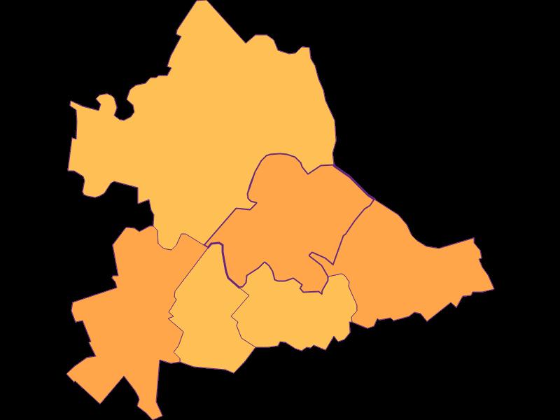 Urbanity in Hainburg a.d. Donau