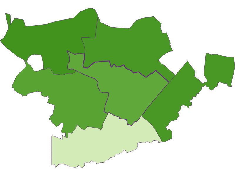 Заселенность в Höflein