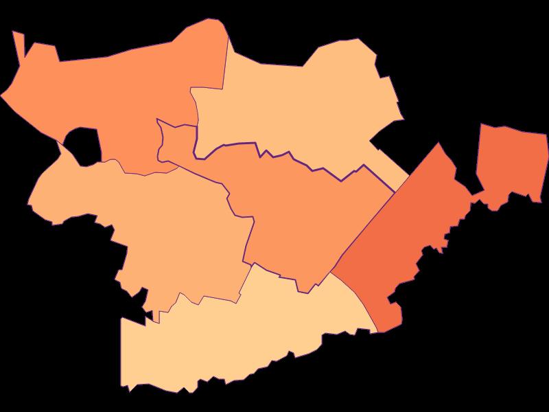 Размер домохозяйства в Höflein