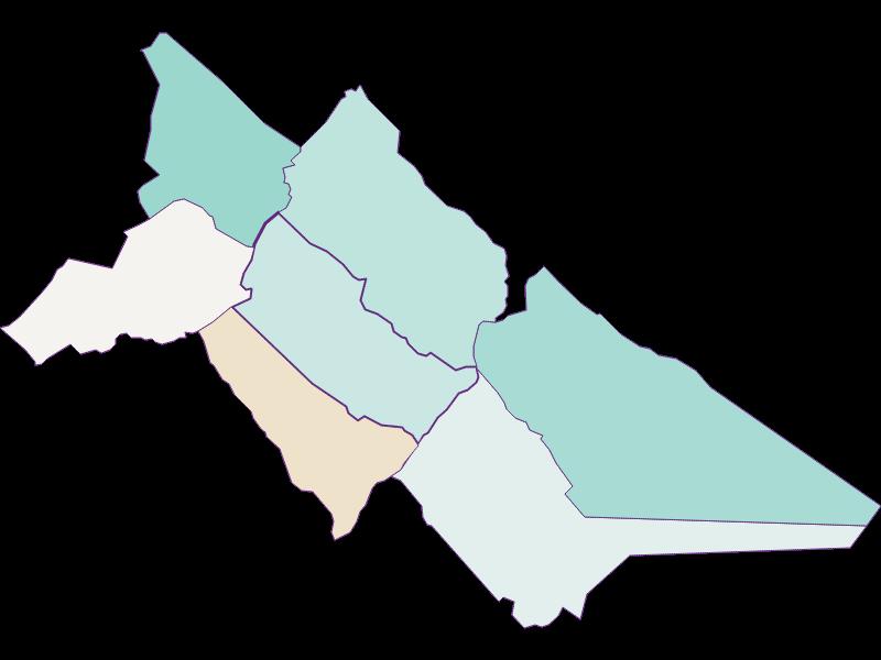 Population development since 2011 in Hof am Leithaberge