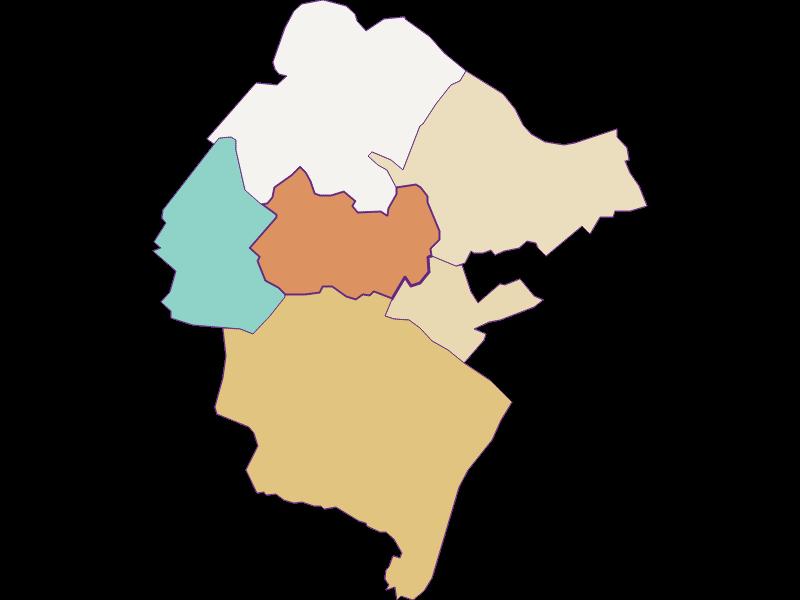 Population development since 1869 in Hundsheim