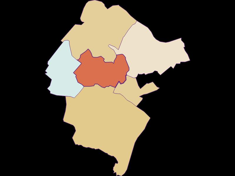 Population development since 1900 in Hundsheim