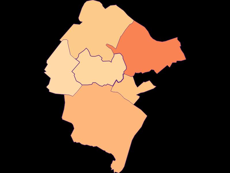 Размер домохозяйства в Hundsheim