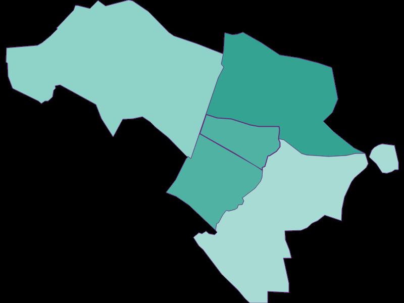Population development since 2011 in Klein-Neusiedl