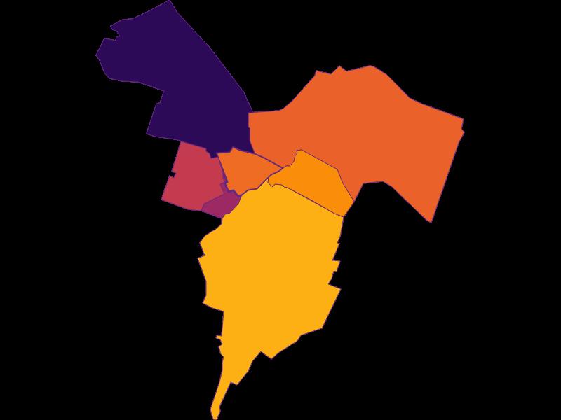 Плотность населения в Lanzendorf
