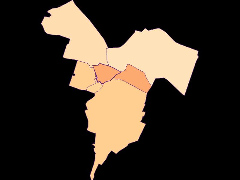 Размер домохозяйства в Lanzendorf