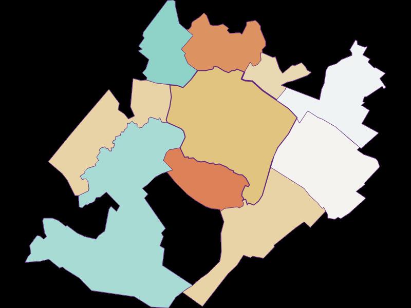 Population development since 1869 in Prellenkirchen