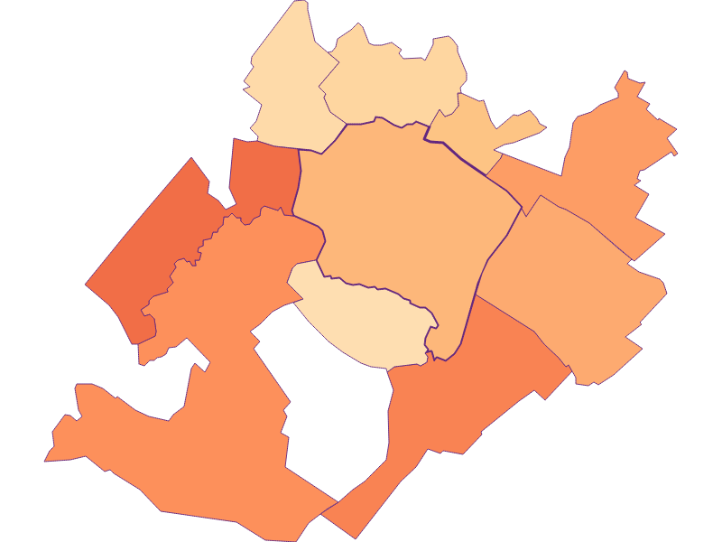 Household size in Prellenkirchen