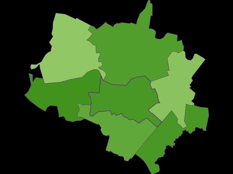 Settlement in Scharndorf