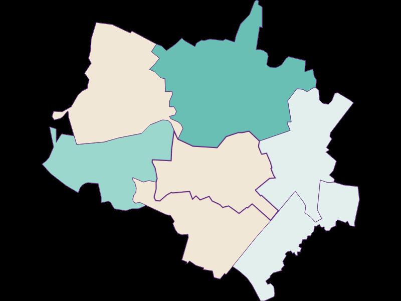 Population development since 2011 in Scharndorf