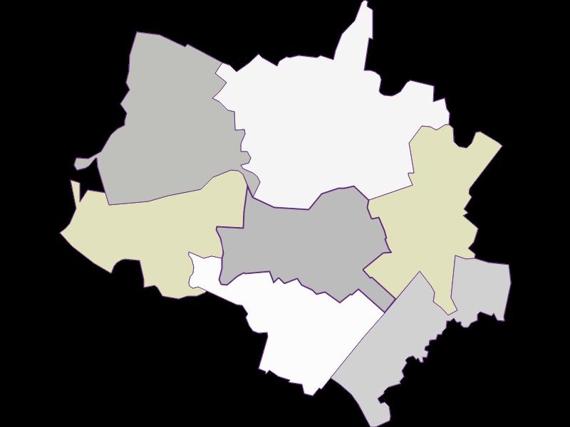 Farmers (comparison to federal state) in Scharndorf