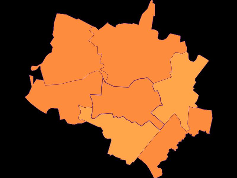 Urbanity in Scharndorf