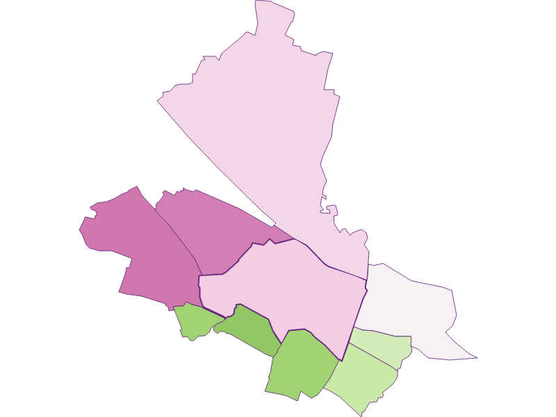 Settlement in Schwechat