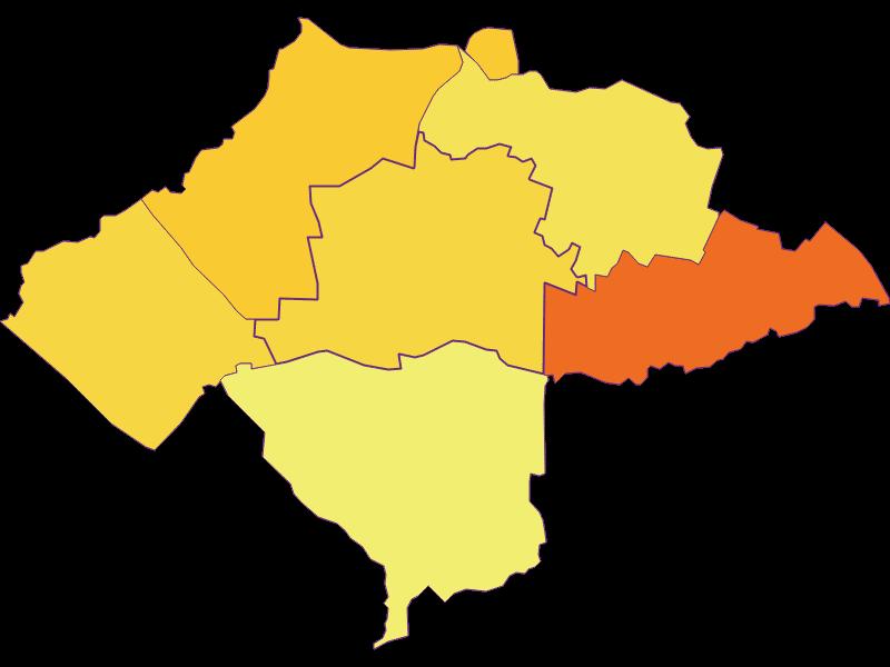 Population density in Trautmannsdorf an der Leitha