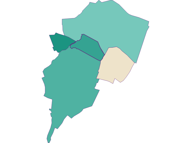 Population development since 1869 in Zwölfaxing