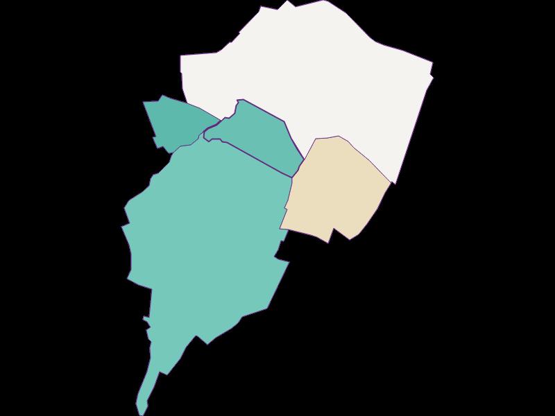 Population development since 1900 in Zwölfaxing