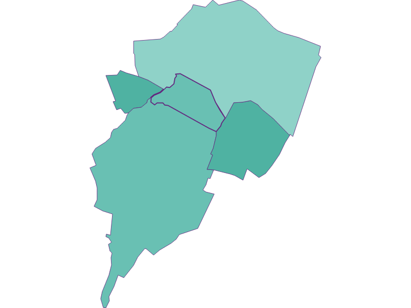 Population development since 2011 in Zwölfaxing