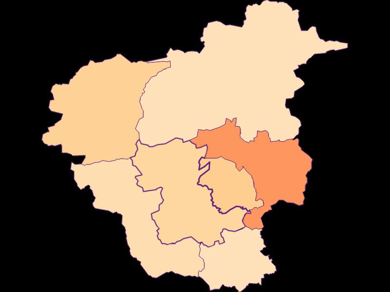 Haushaltsgröße: Thörl - Österreich - Geographie, Wirtschaftskunde, Statistik | Similio