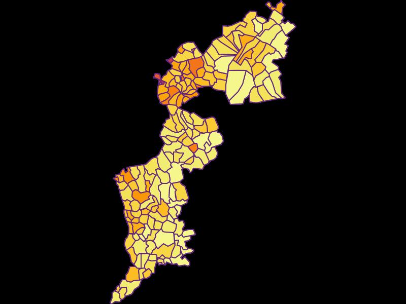 Bevölkerungsdichte | Burgenland