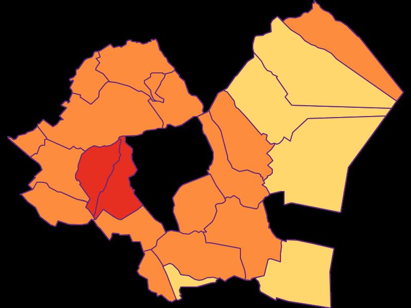 Urbanity in Eisenstadt-Umgebung