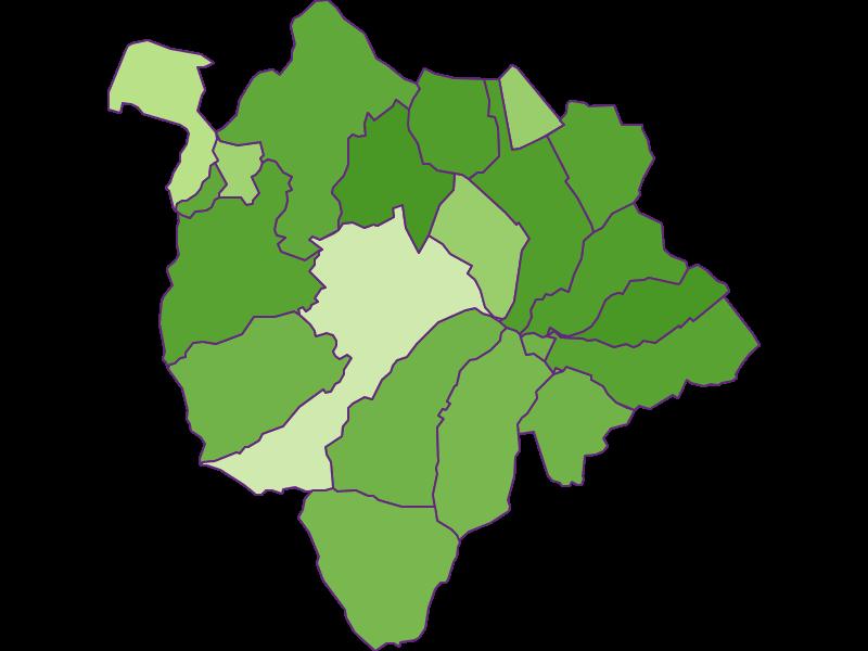 Заселенность в Mattersburg