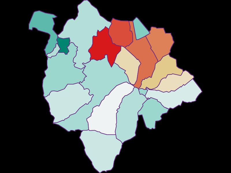 Демография с 1869 года в Mattersburg