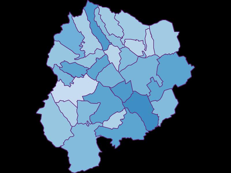 Unemployment in Oberpullendorf