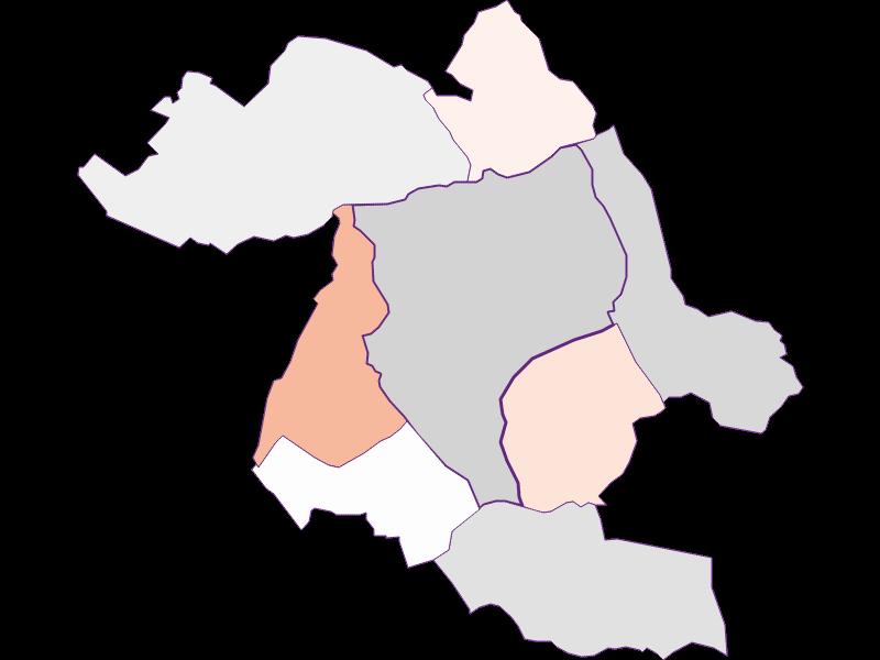 Activity rate in Eisenstadt