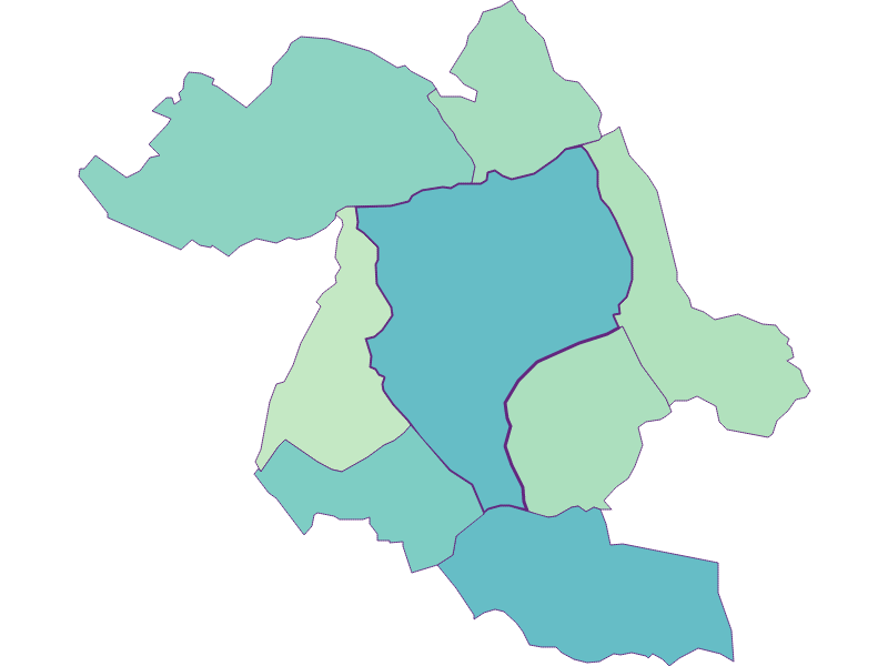 Share of foreigners in Eisenstadt