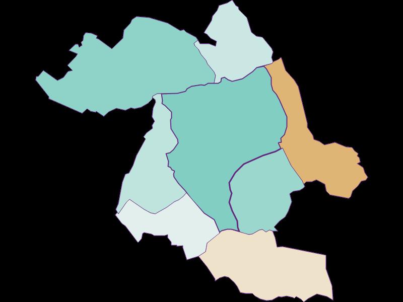 Population development since 2011 in Eisenstadt