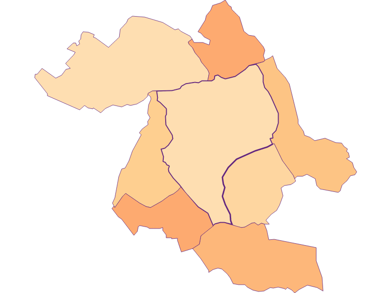 Household size in Eisenstadt