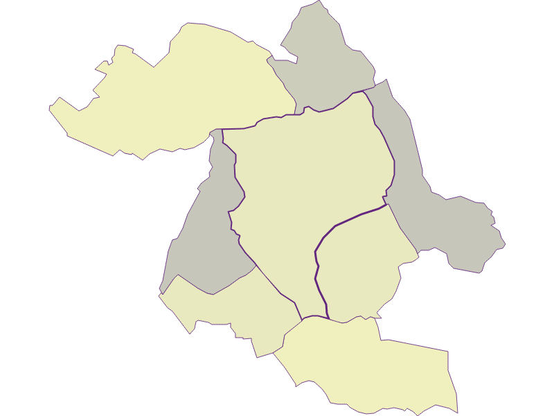 Farmers (comparison to federal state) in Eisenstadt
