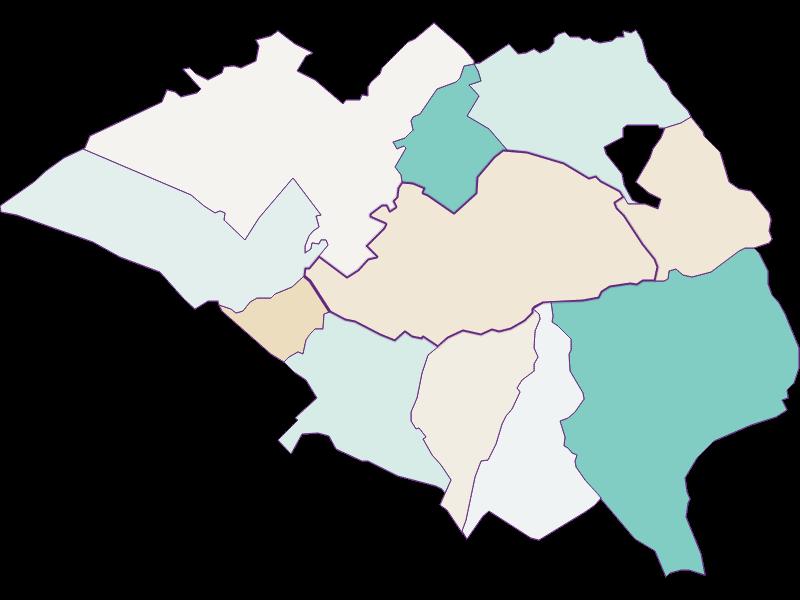 Демография с 1900 года в Hornstein