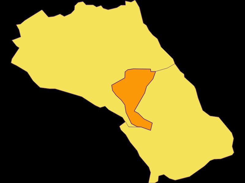 Плотность населения в Loretto