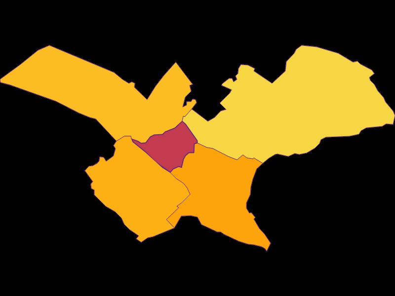 Плотность населения в Neufeld an der Leitha
