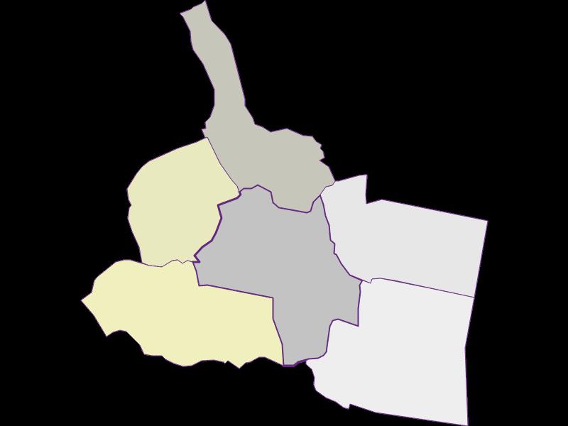 Farmers (comparison to federal state) in Sankt Margarethen im Burgenland