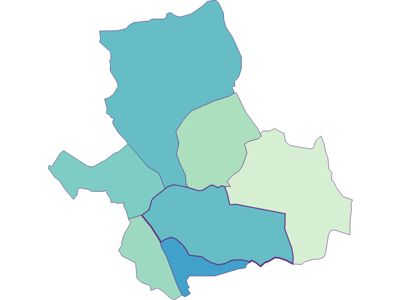 Share of foreigners in Siegendorf