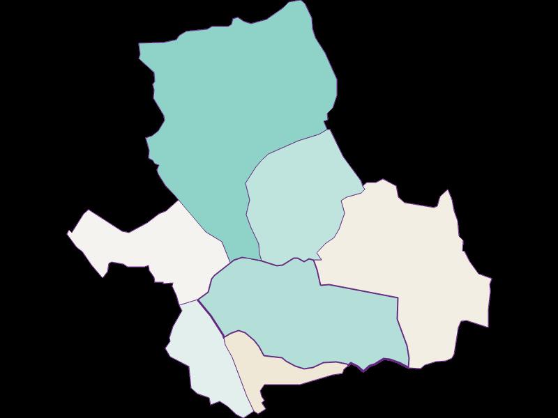 Population development since 1869 in Siegendorf