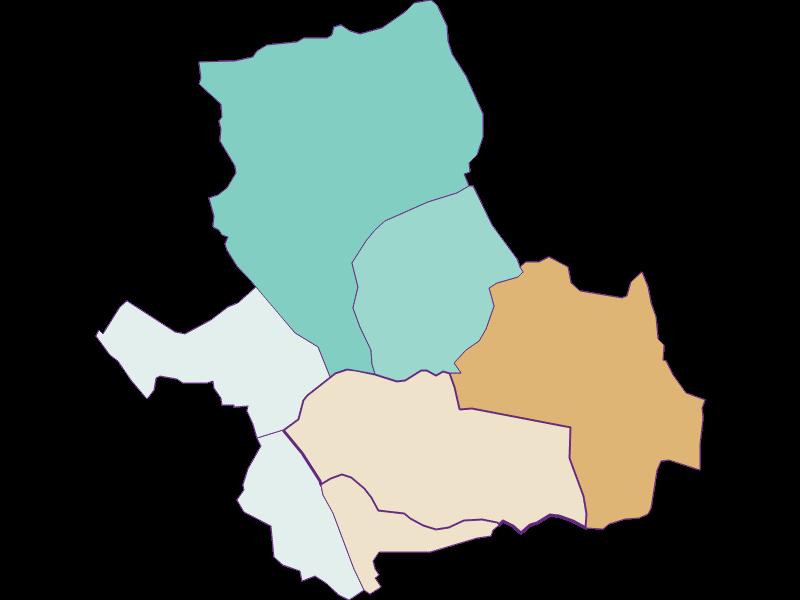 Population development since 2011 in Siegendorf