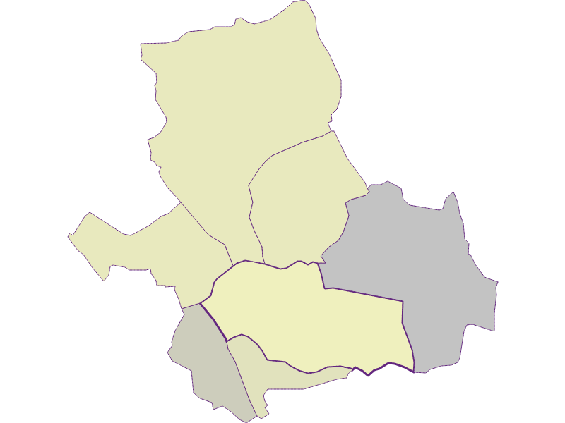 Farmers (comparison to federal state) in Siegendorf