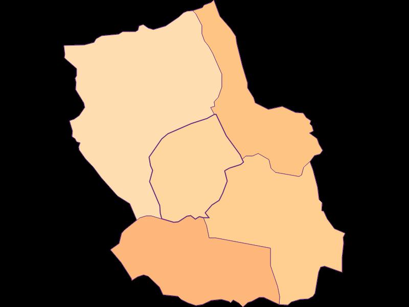 Размер домохозяйства в Trausdorf an der Wulka