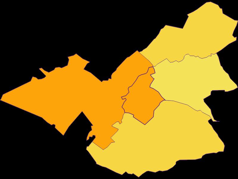 Плотность населения в Wimpassing an der Leitha